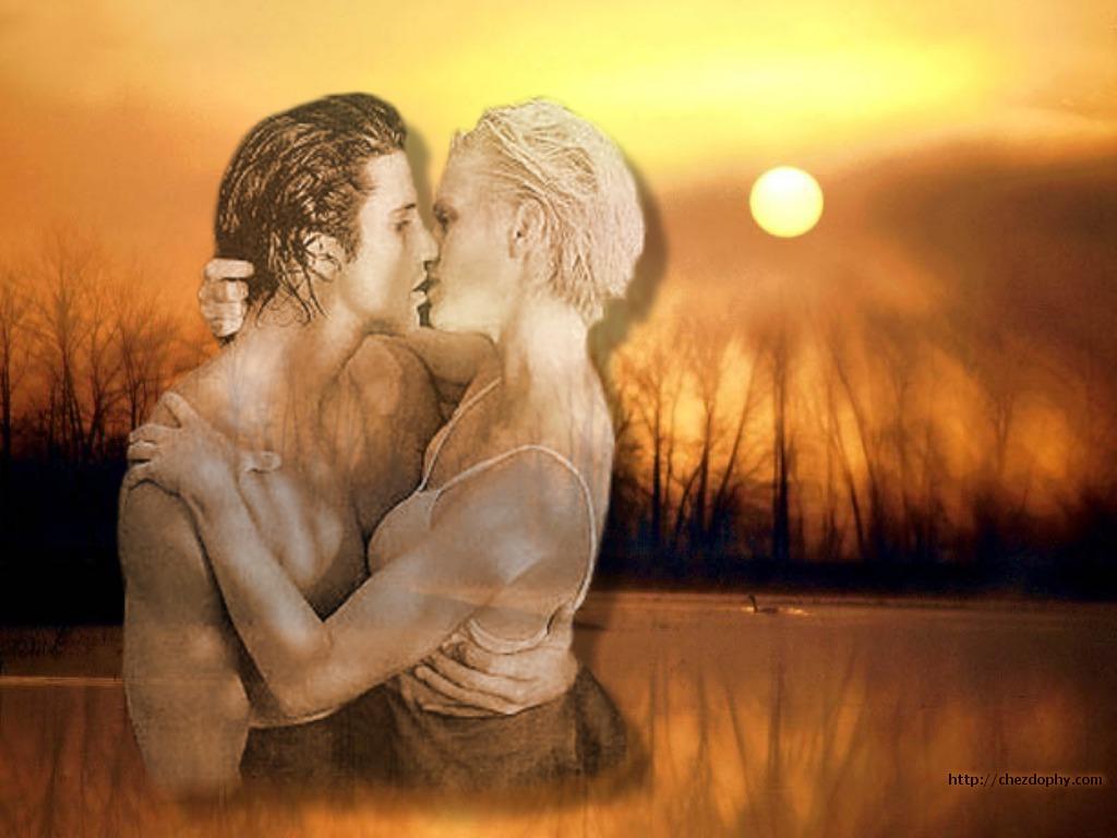 FONT ECRAN ROMANTIQUE